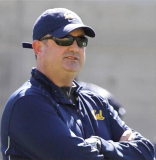 Cal Bears Head Coach Sonny Dykes