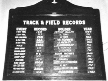 Lindenhurst Track Records 1963
