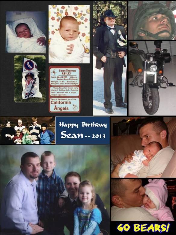 Sean Birthday 2013