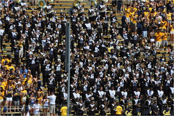 Cal Band Great!