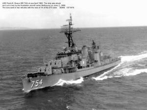 USS Frank E. Evans (DD-754)
