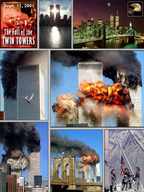 9-11-01 World Trade Center