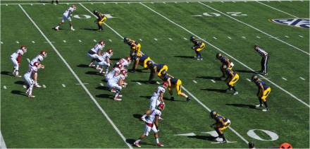 Cal v. WSU -- Bears on Defense