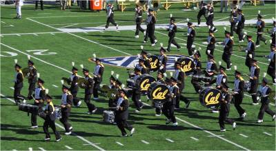 Cal Band Great