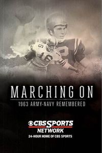 Army-Navy 1963 Marching On
