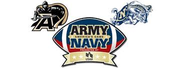 Army-Navy Game Logo