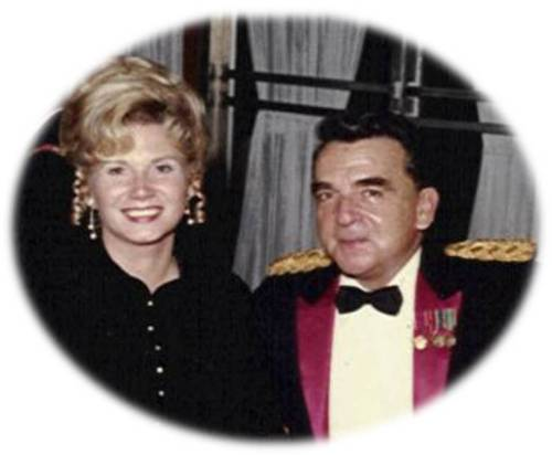 Mimi & Col. Sayes -- December 1971