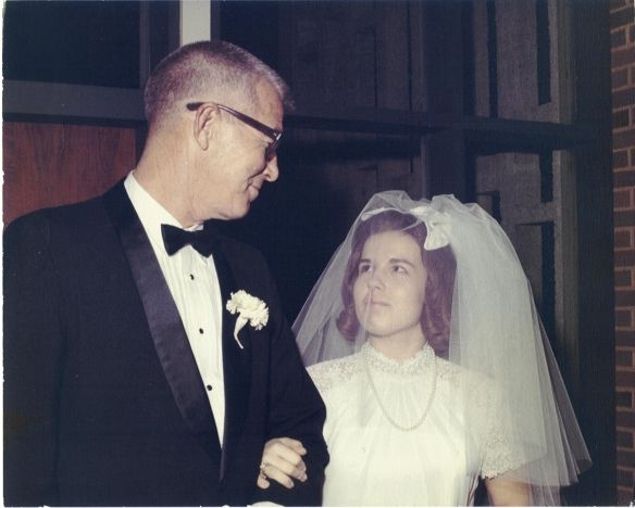 Joe M. Douglas, Father of the Bride, and Sandy
