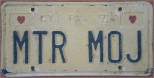 MTR MOJ California License Plate 080517 cropped