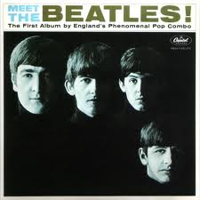 Meet the Beatles Album Cover