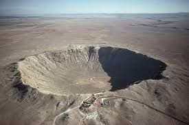 Meteor Crater, Winslow Arizona