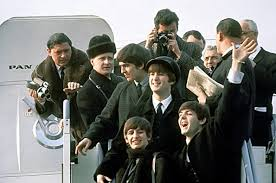 Rolling Stone Magazine:  The Beatles Arrive in the U.S.