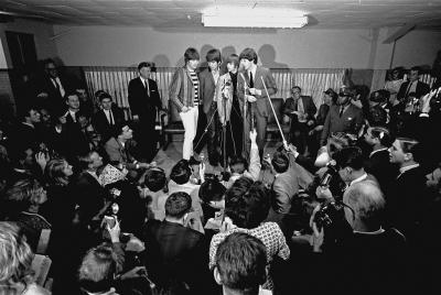 The Beatles Press Conference February 7, 1964