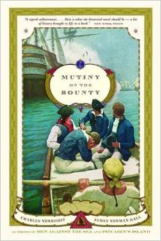 Mutiny on the Bounty by Nordhoff & Hall