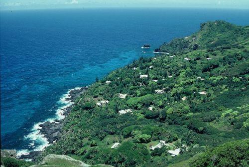 Pitcairn Island Today