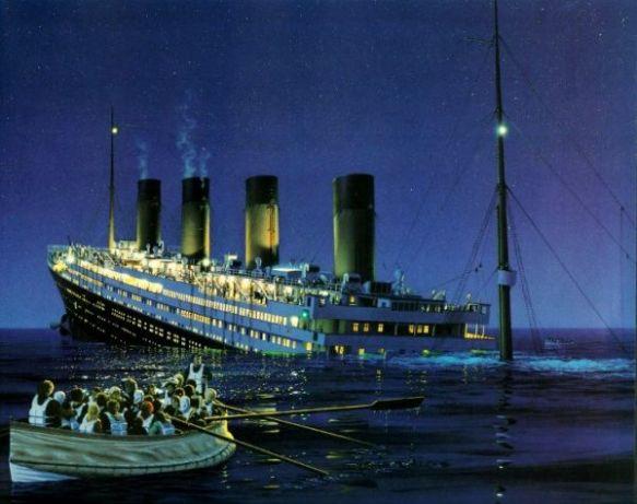 Titanic Sinking