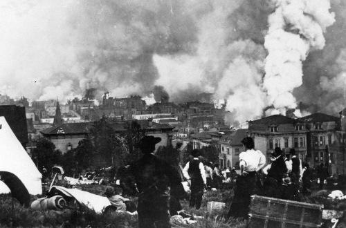 San Francisco Earthquake and Fire 1906