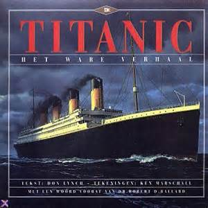 """""""Titanic - An Illustrated History"""" by Don Lynch with Illustrations by Ken Marschall"""