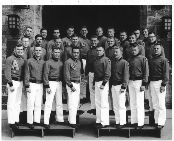 Company D-2, Class of 1967 Firsties