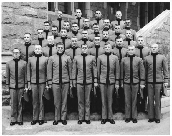 Company I-2, Class of 1967 Plebes