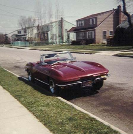 "My 1967 Corvette -- ""So Rare, Too"""