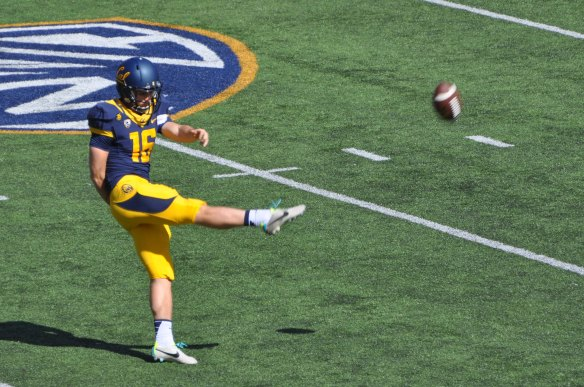 Punter Cole Leininger Boots One