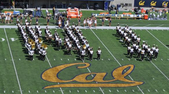 Cal Band Halftime Show