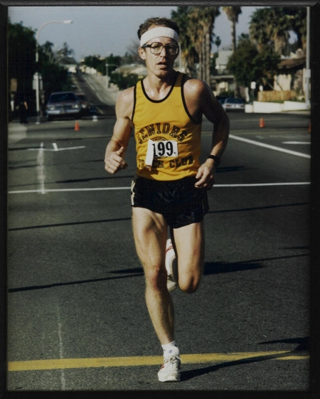 Jim Piggy Bank 10K Run PR Jan 1985