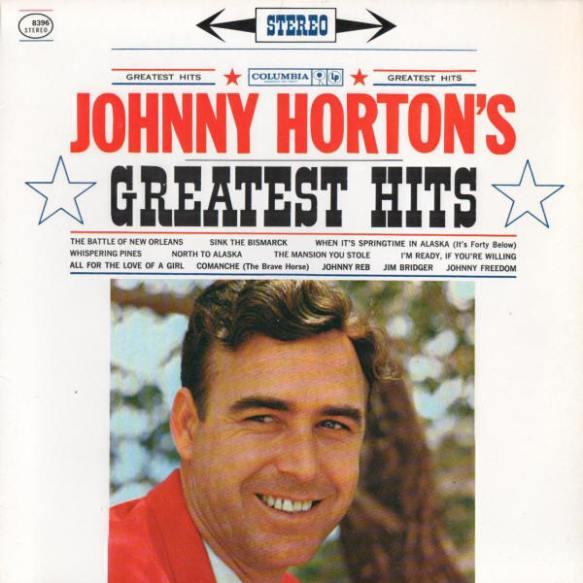 Johnny Horton's Greatest Hits Album