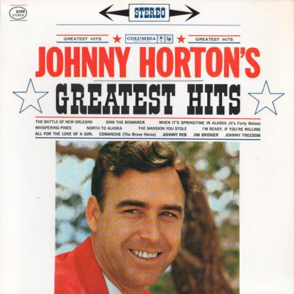 Johnny Horton's Greatest Hits Album