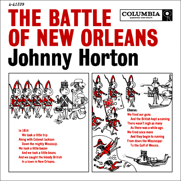 The Battle of New Orleans by Johnny Horton