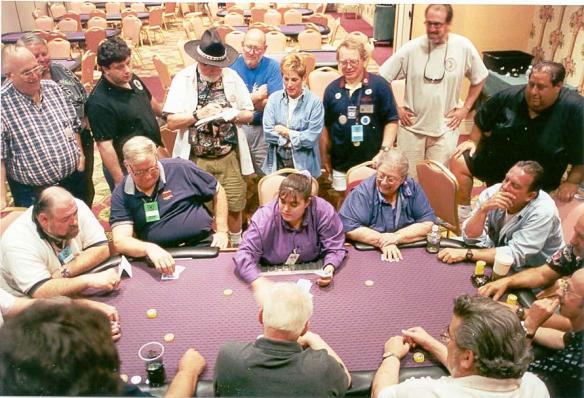 CC&GTCC 2001 Poker Scene JTR