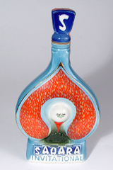 Decanter Jim Beam Sahara Invitational 1971 Front