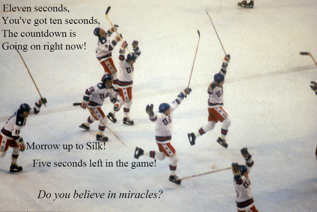 Do You Believe In Miracles Three Dot