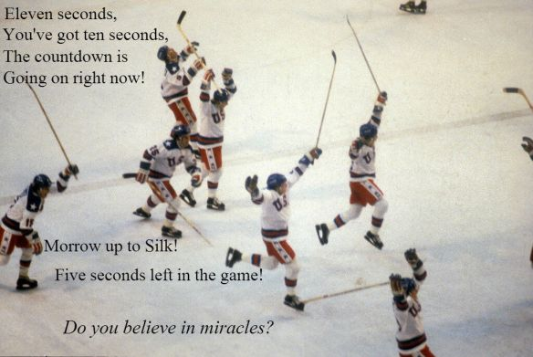 Do You Believe in Miracles Al Michaels