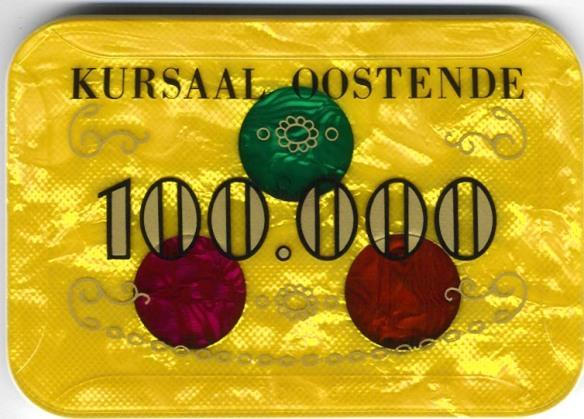 Kursaal Oostende 100.000
