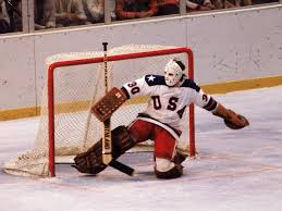 The Miracle on Goalie Jim Craig