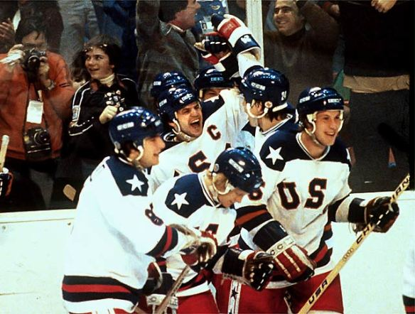 The Miracle on Ice group