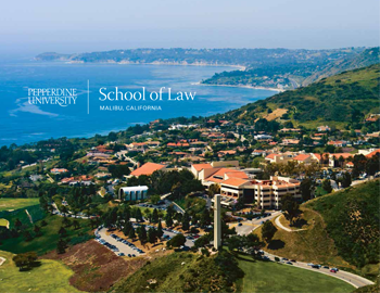 Pepperdine University School of Law campus