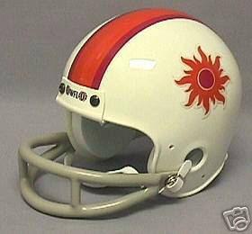 Southern California Sun helmet