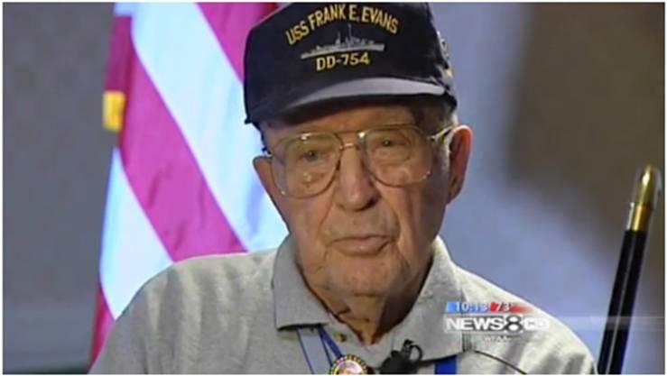 Reilly Lawrence John Sr. @ USS Frank E. Evans Reunion 2012