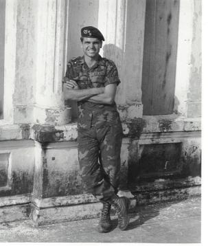 Sayes Thomas H -- 1968 Vietnam Army