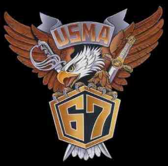 West Point 1967 Crest