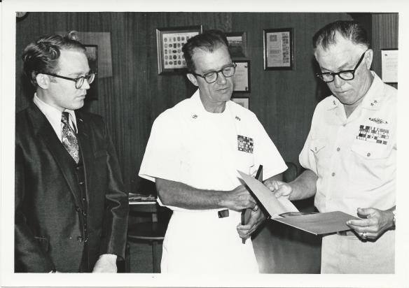 CNO Sea Power Photo 11th Naval District 710806