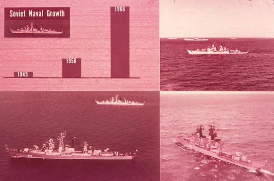CNO Sea Power The Soviet Sea Power Presence 2 Soviet Naval Growth