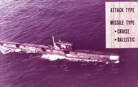 CNO Sea Power The Soviet Sea Power Presence 3 Russian Submarines