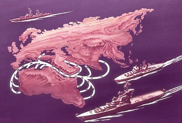 CNO Sea Power The Soviet Sea Power Presence Exerting Russian Sea Power