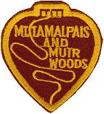Mt. Tamalpais & Muir Woods Railway Patch