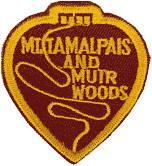 Mt. Tamalpais & Muir Woods Railway Patch