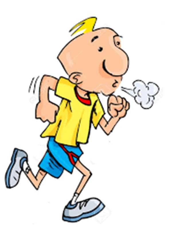 Old Guy Running